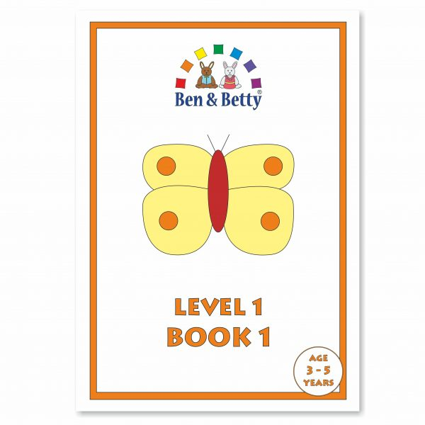 Ben & Betty Level 1 Book 1