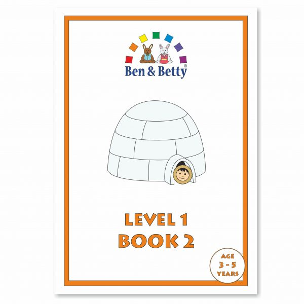 Ben & Betty Level 1 Book 2