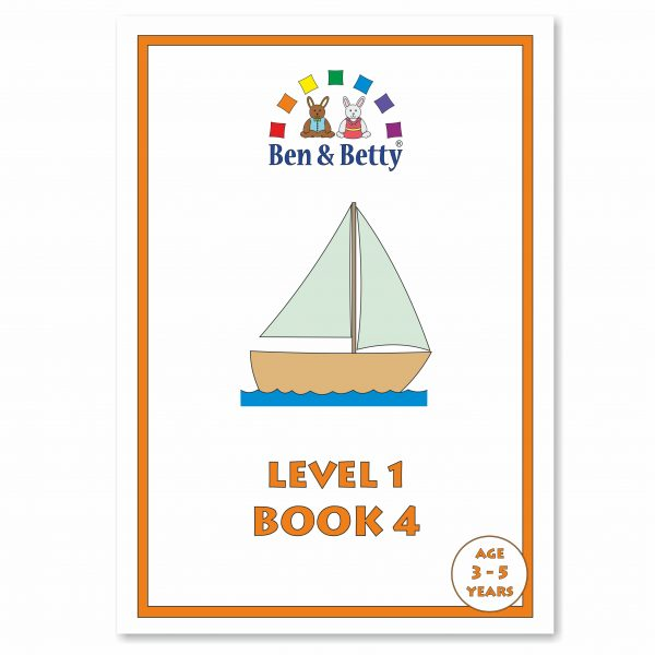 Ben & Betty Level 1 Book 4