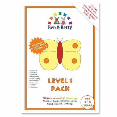 Level 1 Pack with CD-ROM