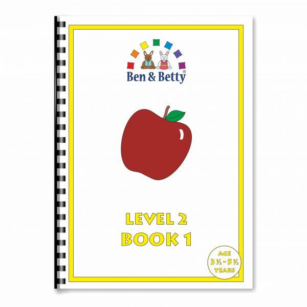 Ben & Betty Level 2 Book 1