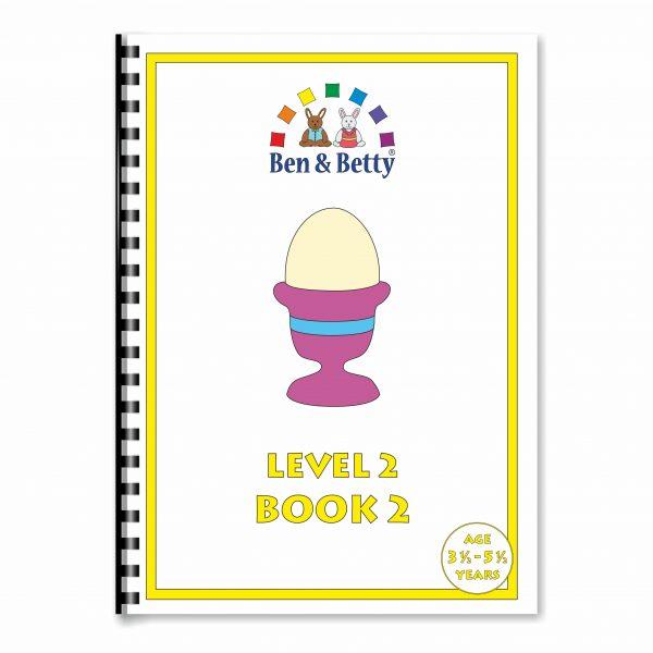 Ben & Betty Level 2 Book 2
