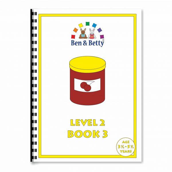 Ben & Betty Level 2 Book 3