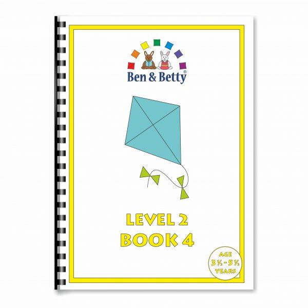 Ben & Betty Level 2 Book 4