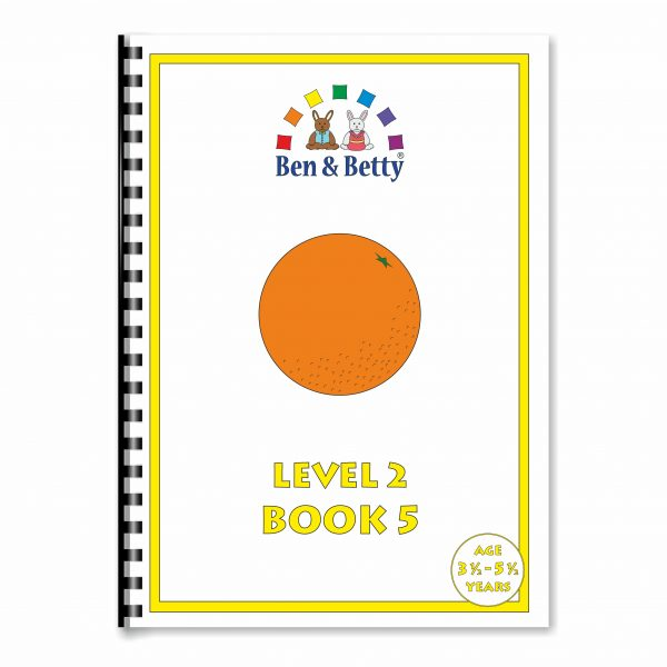 Ben & Betty Level 2 Book 5