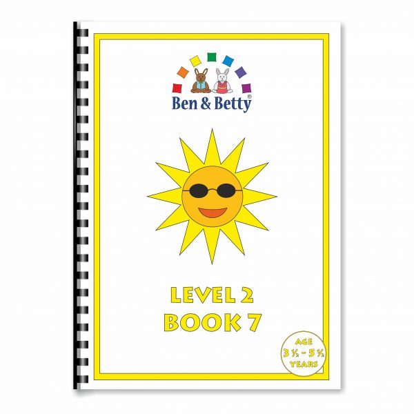 Ben & Betty Level 2 Book 7