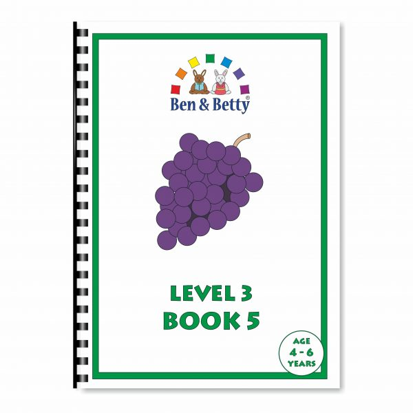 Ben & Betty Level 3 Book 5