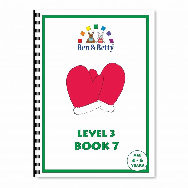 Ben & Betty Level 3 Book 7