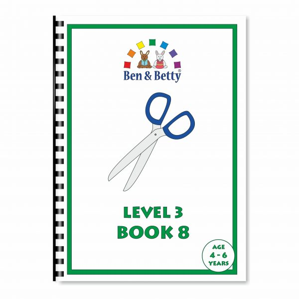 Ben & Betty Level 3 Book 8