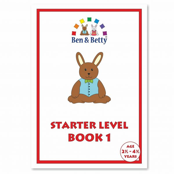 Ben & Betty Starter Level Book 1