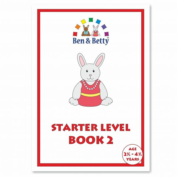 Ben & Betty Starter Level Book 2