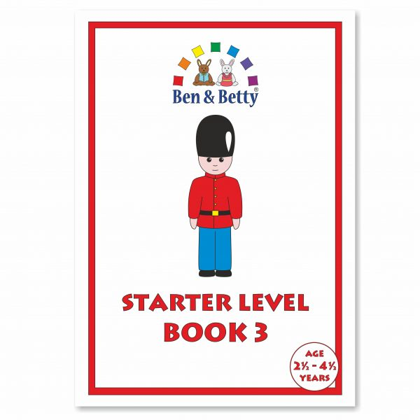 Ben & Betty Starter Level Book 3