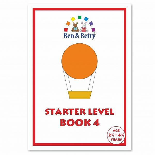 Ben & Betty Starter Level Book 4