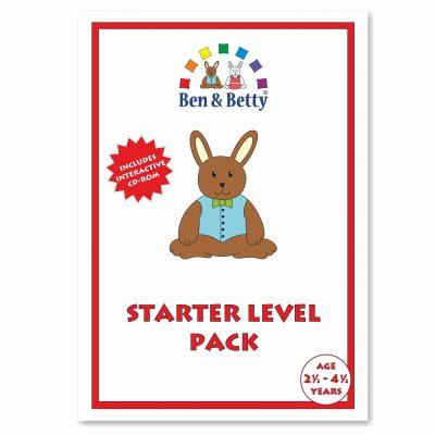 Starter Level Pack with CD-ROM
