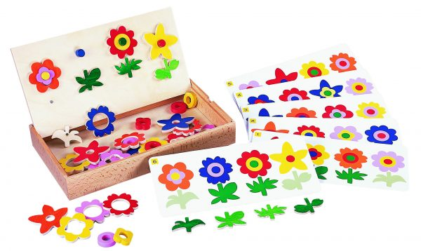 Florist colour and shape game