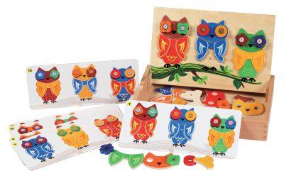 Mix 'n' Match Owls